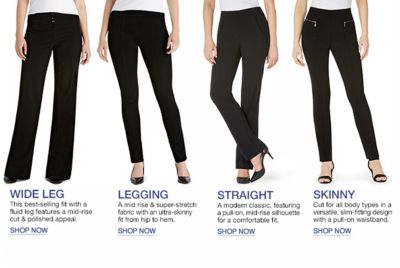 Buying pants for plus size women – A guide