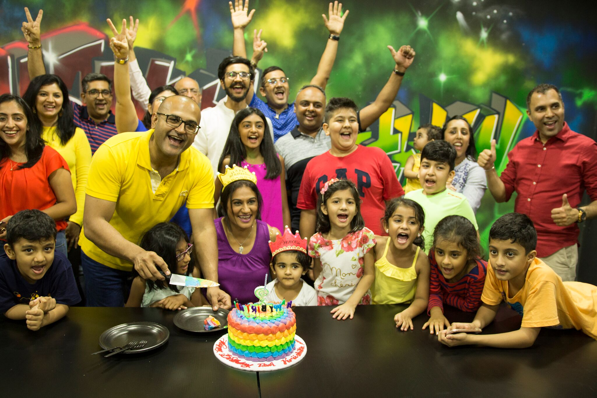 Celebrating a birthday for kids in Dubai